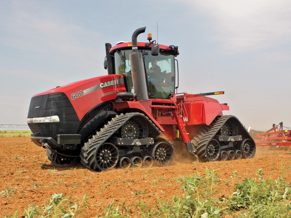 Case Tracked Tractors : Case quad track tractor bing images