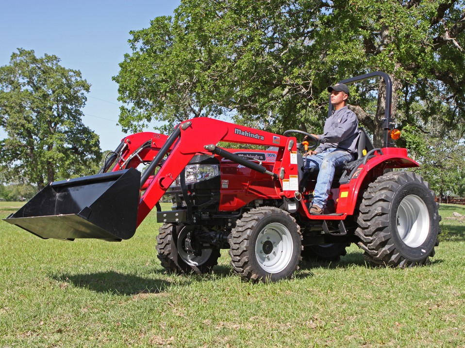 Mahindra Tractor Attachments Wylie