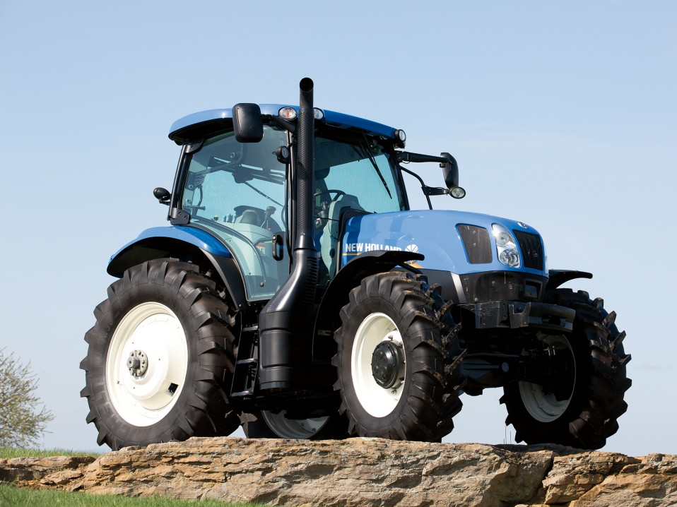 new holland tractors wylie