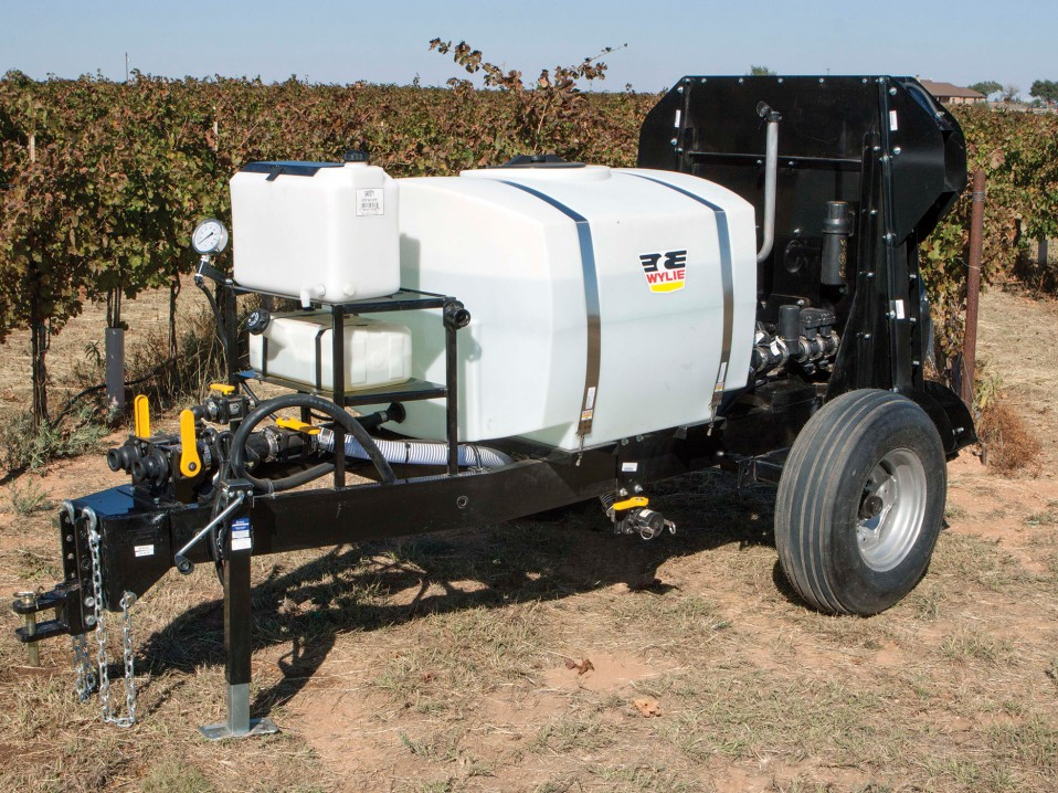 Vineyard Sprayer Wylie