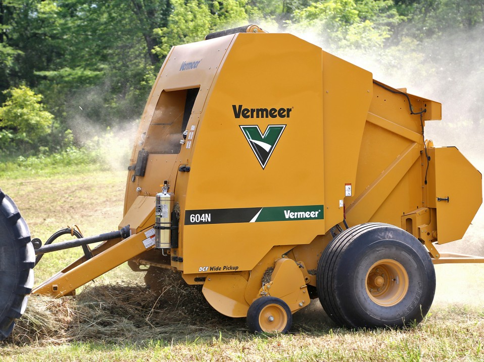 Vermeer Hay Equipment - Wylie